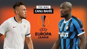 Avrupa Ligini hangi takım kazanacak Sevilla ile Inter arasında iddaada favori olan...