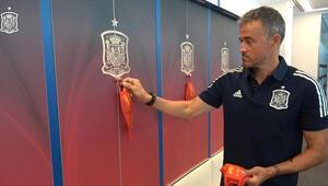 İspanya Milli Futbol Takımına gençlik aşıs