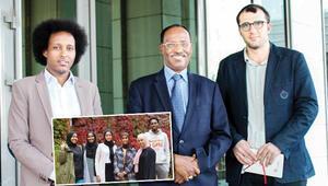 Somalili Bakan Hürriyete konuştu: Türkiye için şarkı yazdım