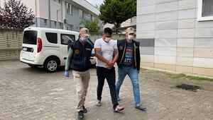 Samsunda DEAŞ operasyonu: 6 gözaltı