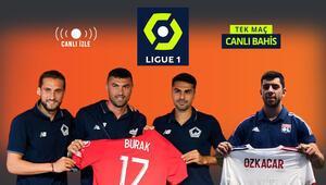 Fransa Ligue 1 keyfini Misli.comda yaşa TEK MAÇlar, CANLI YAYINlar...