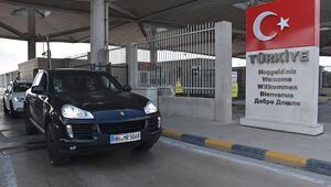Son dakika... Yabancı plakalı araçların yurtta kalma süresi uzatıldı