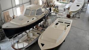 Antalyada 90 metre uzunluğunda lüks yatlar üretilecek