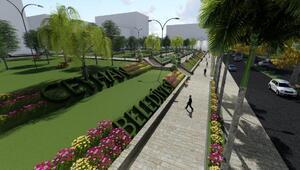 Ceyhan Nehri çevresi yeşillendiriliyor