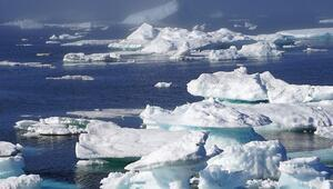 Grönlanddaki buz tabakasında 2019da rekor erime kaydedildi