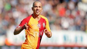 Son dakika | Galatasarayda Feghouli yıllık ücretinde indirimi kabul etti