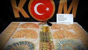 Kırklarelide sahte parayla yakalanan kişi tutuklandı