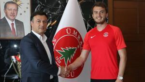 Transfer haberleri | Batuhan Artarslan, Ümraniyesporda
