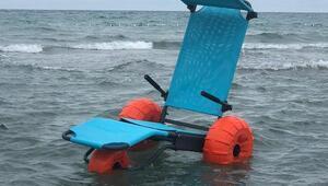 Samsun plajları 'engelsiz' oluyor