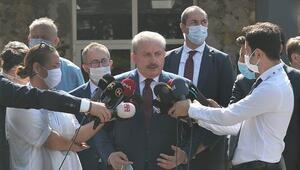 TBMM Başkanı Şentop: Türkiye kendi kendine yetecek hale gelmiş olacak