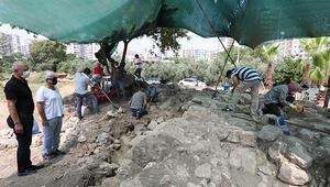Soli Pompeiopolis Antik Kentinde kazı çalışmaları sürüyor
