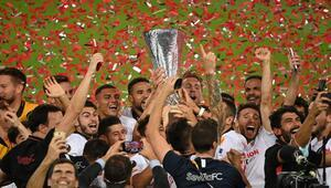 UEFA Avrupa Ligi finalinden kareler