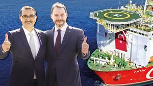 Tarihi doğalgaz müjdesinin mimarı Berat Albayrak ilk işareti 2017'de verdi... Adım adım doğalgaz keşfine