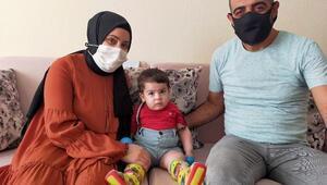 Ali Osman bebeğin ailesinden yardım çağrısı