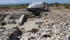 2 bin 600 yıllık Lidya mutfağından fare kafatası çıktı