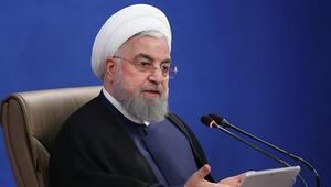 İran Cumhurbaşkanı Ruhani, Covid-19 salgınındaki durumu İran-Irak savaşına benzetti