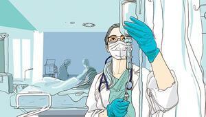 Pandemi servisinde çalıştığımı duyanlar 'Benden uzak dur' diyor