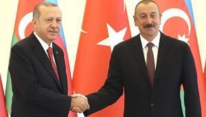 Son dakika haberi: Aliyev, Karadenizdeki doğal gaz keşfi nedeniyle Erdoğanı kutladı