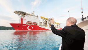 Doğalgaz keşfini böyle yorumladılar: Türkiye'yi dış politikada rahatlatır