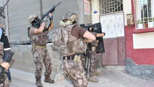 81 ildeki narkotik uygulamasında 642 kişi yakalandı