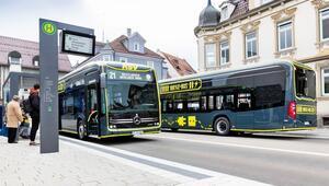 Elektrikli otobüsün merkezi Türkiye