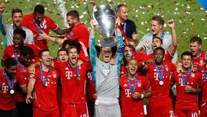 PSG 0-1 Bayern Münih | Şampiyonlar Ligi kupası Bayern Münihin
