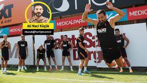 Son dakika haberi: Galatasarayda Arda Turan fırtınası