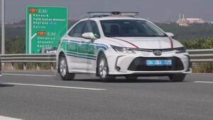 Kuzey Marmara Otoyolunun sorumluluğu İstanbul İl Jandarma Komutanlığına devredildi
