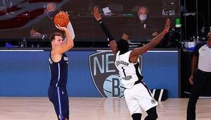 NBAde Gecenin Sonuçları | Mavericks, son saniyede Luka Doncic ile kazandı