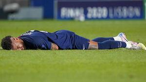 Neymar gözyaşlarına boğuldu 'Adamlar bölüm sonu canavarı gibi…'