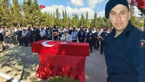 Sel şehidi uzman çavuş Onur Kıran Çanakkalede toprağa verildi