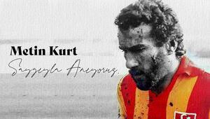 Galatasaray Metin Kurtu andı