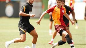 Galatasaray A Takımından U19a farklı tarife 6-2...