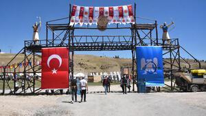 Ahlat'taki Cumhurbaşkanlığı Çalışma Ofisi açılışa hazır