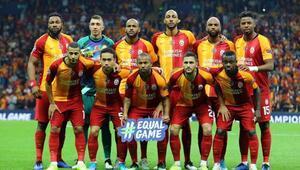 Galatasaraya Şampiyonlar Liginden 29.9 milyon euro