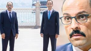 Cumhurbaşkanlığı Sözcüsü İbrahim Kalın, Hürriyet'e konuştu: Yeni müjdeler gelebilir