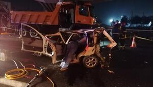 Son dakika... Kocaelinde zincirleme trafik kazası: 3 ölü, 4 yaralı
