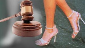 14 yıldır süren topuk ayakkabı kazasına tazminat