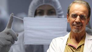 Prof. Dr. Mehmet Ceyhandan kritik maske uyarısı: Üflediğinizde şişmiyorsa işe yaramıyor demektir