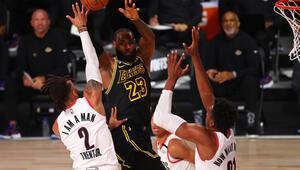 NBAde gecenin sonuçları | Lakers ve Bucks kazandı, Miami Pacersı süpürdü
