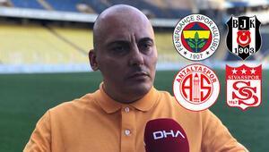 İstanbul'da dev turnuva Fenerbahçe, Beşiktaş, Antalyaspor, Sivasspor...