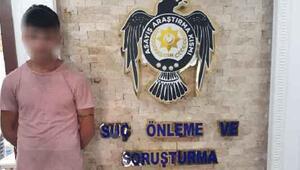 Ankarada 16 hırsızlık olayının şüphelisi yakalandı