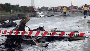 Beylikdüzünde 7 kişinin öldüğü helikopter kazasında yeni gelişme