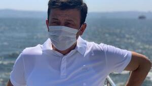 AK Partili Dağ'dan İzmir Büyükşehir Belediyesine 'su' tepkisi