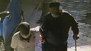 3 ilden yankesicilik şüphelisi, 63 saat kamera kaydı izlenerek yakalandı