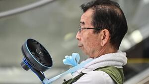 Japonya'da yüksek sıcaklar 25 can aldı