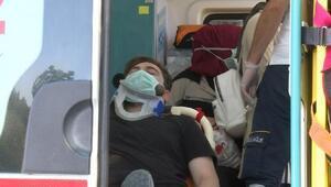 Elazığda zincirleme kaza: 3 yaralı