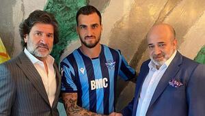 Adana Demirspor, Davide Lanzafameyi transfer etti