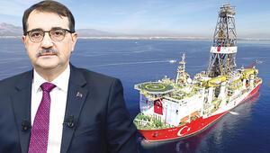 Bakan Dönmez: Karadeniz'de çıkan gazın sahibi de işletmecisi de Türkiye; petrolleri biz bulduk, biz çıkaracağız