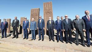 949 yıl sonra Ahlat'ta